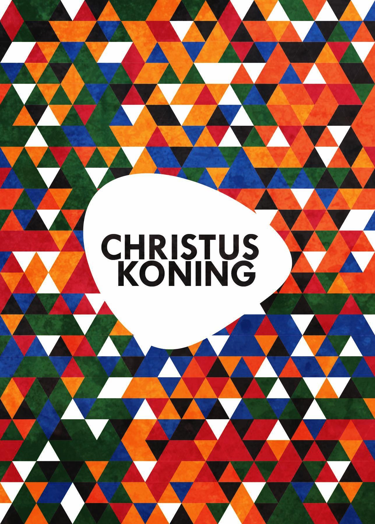 christus koning afbeelding